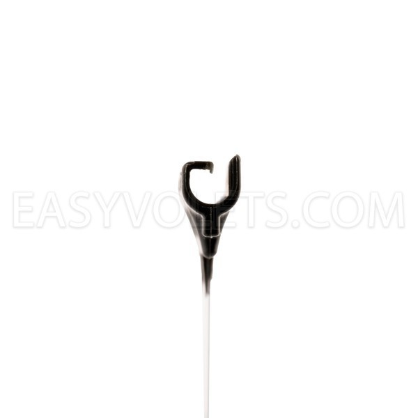 Attache tablier à clipper 150 mm Franciaflex - lame ép. 8 mm