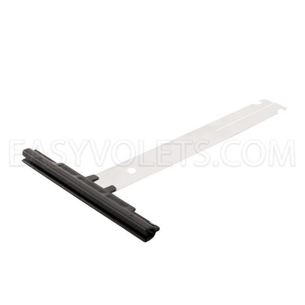 Attache tablier à clipper 180 mm Franciaflex - lame ép. 14 mm