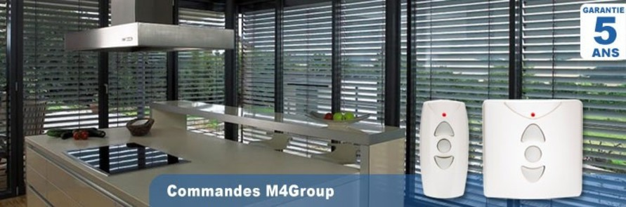 Commandes M4 Group