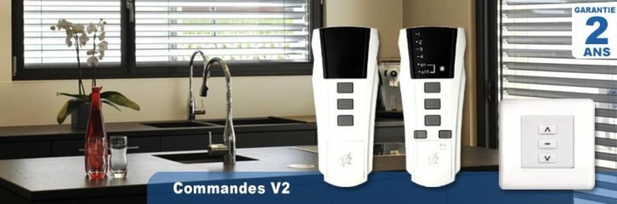 Commandes V2